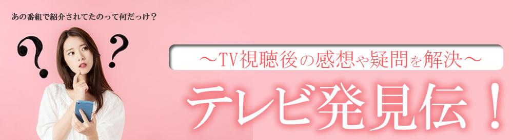 テレビ発見伝!